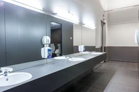 Hygieneartikel für Gewerbe, Gastronomie und KITAs in Düsseldorf und Umgebung - ein Angebot der Gebäudereinigung Reils und Wahl.