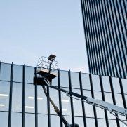 Glas und Fassadenreinigung