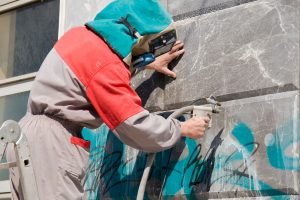 Graffitientfernung